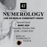 Numerology with Marc Ash