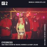 Eyedress - Bad Vibes Show w/ Rachel Korine & Baby Julius - 26th April 2018