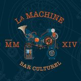 Live @ La machine, Lille, FR, 2015 04 18
