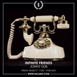 Guest mix for the Infinite Friends show on Balamii radio on 24/02/17