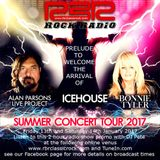 RBR Rock Radio mini Summer Concert 2017 - with DJ Pete