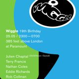 Nathan Coles @ Wiggle's 19th Birthday