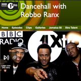 BLACKCHINEY on BBC 1Xtra w/ Robbo Ranx