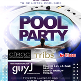FoOzak.-. The Tribe Pool Party (Be Distinctive)