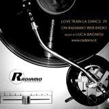 Love Train la dance 70 - Format Live On Radiamo Web Radio-www.radiamo.it #tiaccendeisensi 02-02-2018