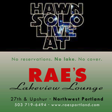 Live at Rae's Lakeview Lounge Dec. 27th 2014