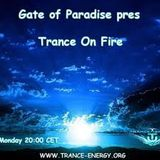 Gate of Paradise – Trance on Fire 165