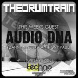 """AUDIO DNA (Danny Nytefix & Anthony Paul ) - """"THE DRUMTRAIN"""" on TECHNOHOUSE.FM - TechTribal Records"""