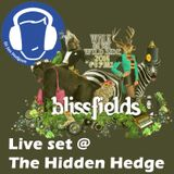 The Hidden Hedge @ Blissfields 2014... Live set recording