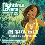 Nighttime Lovers Vol.25 - In the Mix - Mixed by Groove Inc. for Vinyl Masterpiece