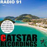 CATSTAR RECORDINGS RADIO SHOW 91