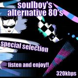 soulboy presents 80's alternative special selection