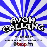 Avon Calling | 15th February 2011 | Guest mix from The Captain
