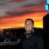DJ Eddie 8Ball mixing live from Altitude 3