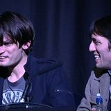 Radiohead Jonny & Colin Greenwood Interview - BBC Radio 3 'Mixing It' First Broadcast 20th Jan 2001