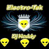 electro-tek podcast new year mix vol 1