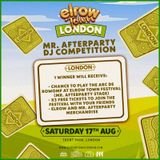 Elrow Presents Mr. Afterparty Dj Contest: Harrison Fraud