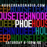 phoe live househeadsradio set saturdaysesh