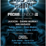 Mixed up Live from Pacha London (Vegas Baby 2012) 2nd November