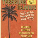 Treasure Islands Thursday at Dr Morse 11th January 2018