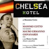 ROCK AM - Mauro Ermanno Giovanardi (la Cruz) presenta Chelsea Hotel