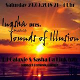 Ingsha & Galaxie  pres. Sound of Illusion
