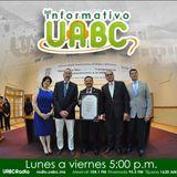INFORMATIVO UABC - Logros institucionales Transparencia, Propiedad Intelectual, Juicios Orales