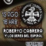 Roberto Cabrera y los Seres del Espiral en Tanque y Rol