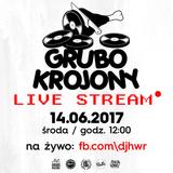 DJ HWR - GRUBO KROJONY LIVE STREAM vol.5 (14.06.2017)
