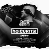 @DJFIFTY50_ // YO CURTIS EVENT @ SOBAR | FRIDAY 27TH SEPT