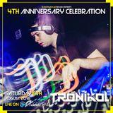 TroniKol @ Trance Family UAE  4th Anniversary Guest Mix 2016