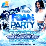 Dj Djahman - The Mega Foam Party Soca 2k mix.