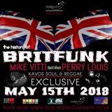 Mike Vitti's Kavos Soul and Reggae Week Brit Funk Mixtape 2018