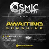 Cosmic Heaven - Awaiting Sunshine 088 (02.08.2017) [Discover Trance Radio]