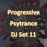 Progressive Psytrance DJ Set 11