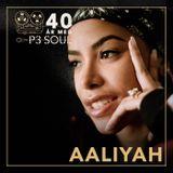 40 år med P3 Soul: Aaliyah