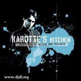 Karotte - Karottes Kitchen Incl Bebetta Guestmix - 22-Nov-2017