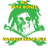 MC Papa Bones - Various Tracks (Cloud E.P.)