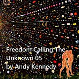 Freedom Calling The Unknown 05 by Andy Kennedy