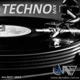 Techno Mix 01 (Junio 2017)