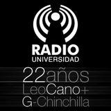 Especial 22 años de radio universidad FM.