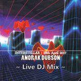 Anorak Dubson - Interstellar (2017-04-28)