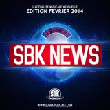 DJ SHUBA K - SBK NEWS #2 - February 2014