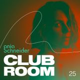 Club Room 25 with Anja Schneider