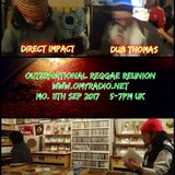 Outta My Yard Sessions: Dub Thomas meets Direct Impact outta Jahpan