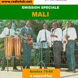 BLACK VOICES spéciale MALI année 60 à aujourd'hui  RADIO HDR