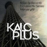 NOISE OP RECORDS - KALCUELUS PLUS