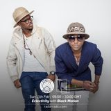 Eclectivity w/ Black Motion - 11th February 2018