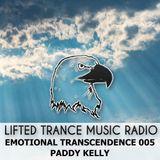 Paddy Kelly - Emotional Transcendence 005 [16-11-2019]