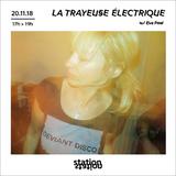 La Trayeuse Electrique #17 w/ Eva Peel